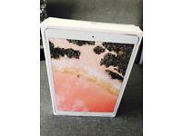 Apple iPad Pro 512gb ROSE Gold WiFi cellular UNLOCKED 2 weeks old boxed