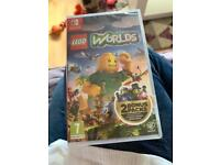 Lego worlds Nintendo switch (NEW)