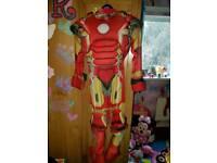 Ironman costume size small