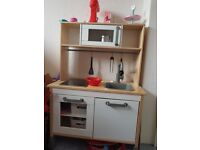 Ikea play kitchen, good condition just a couple of tiny scuffs on corner