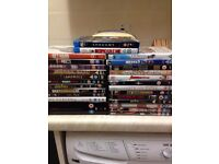DVD's and a couple of Blu-Rays - job lot