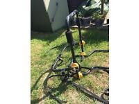 Halfords Spare Wheel Bike Carrier