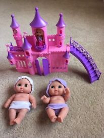 Castle & dolls