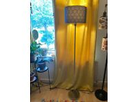 Free floor lamp (and lamp shade and bulb!)