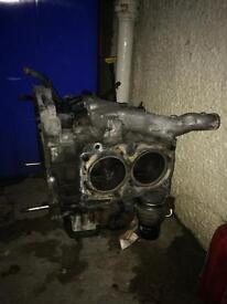 Subrau impreza engine block