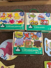 Mothercare Puzzles