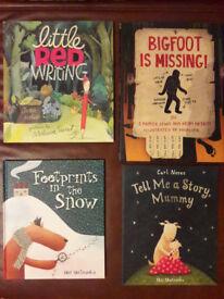 BRAND NEW Children Books, Beautiful, Gift Edition, unread, 4 for £12