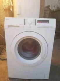 John Lewis washing machine 8kg capacity