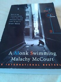A Monk Swimming Paperback – 20 Aug 2010 by Malachy McCourt (Author)