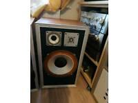 Leak 2060 Sandwich speakers vintage classic rare