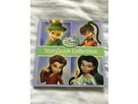 Disney fairies story book collection.