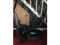 Cross trainer excellent condition £60 pick up only