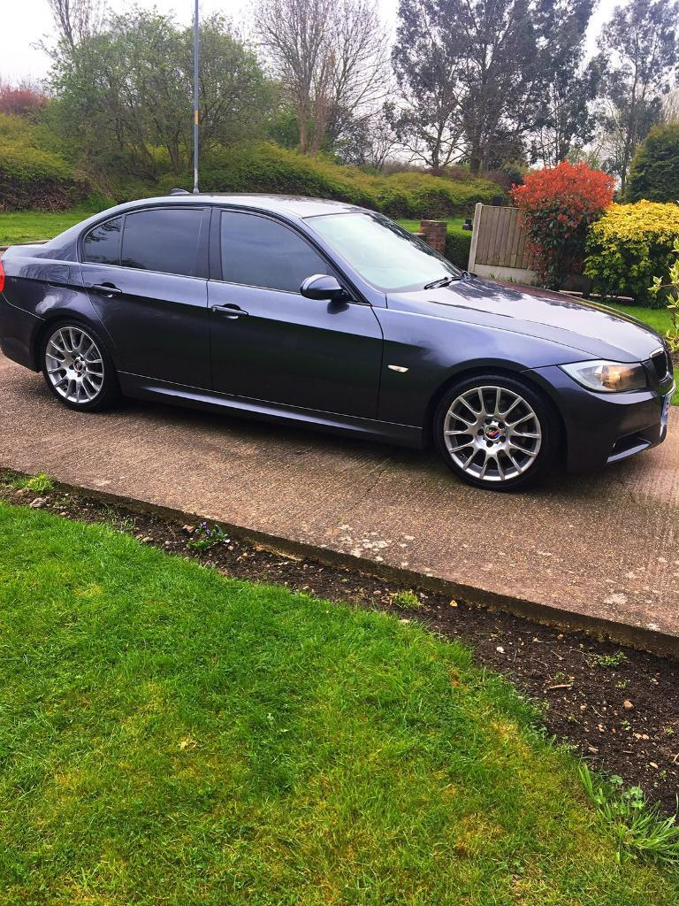 Bmw 320d Msport business edition automatic