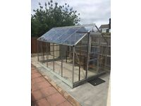 10x8 greenhouse FOR SALE