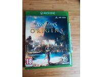 Assassin's Creed Origins (XB1 Edition)