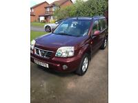 Nissan X-Trail - low mileage and low price for quick sale!!!