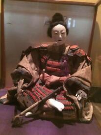 Japanese Samurai Warrior Heirloom