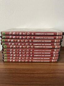 Friends box set season 1-10