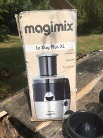 Magimix LeDuo Plus XL