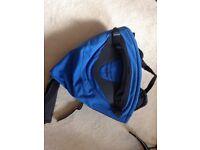 Kite surf seat harness