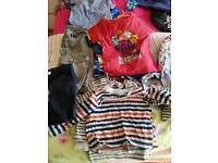 Job lot boys 12-18months boys clothes