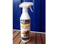 HG Stove glass cleaner spray, new, full bottle.