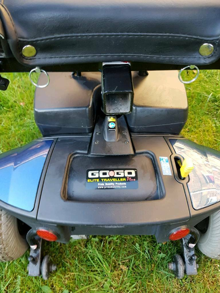 Go-Go Elite traveller plus mobility scooter | in Hawick ...