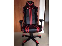 Racing Series Gaming Chair - Red Stripes OH/RZ9/NR