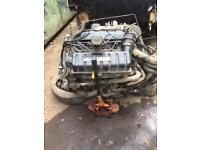 Ford transit 2.0 engine and gearbox complete