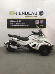 2014 can-am Spyder ST SE5
