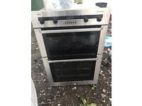 STUNNING AEG DOUBLE ELECTRIC OVEN GRILL GRAB A BARGAIN