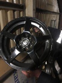 Alloy wheel rims x4