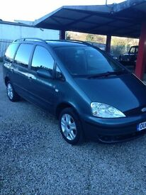 FORD GALAXY 1.9TDI, VERY GOOD CONDITION, NEW MOT.