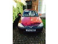Fantastic runner. Always starts first time. Full service history. Well maintained vehicle
