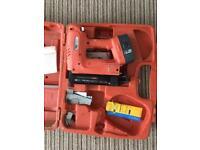 TacWise Ranger 40 duo cordless 18v nailer/stapler