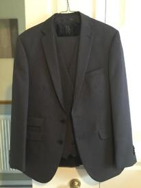 3 piece men's suit