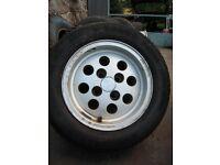 Ford Capri 2.8 Alloy Wheels