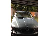 Sale BMW X5 3.0d 2003 85,500 miles