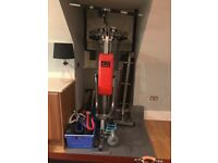 Home Gym multi weights & bench