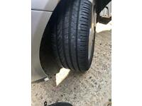 Ford Fiesta Mk6 Alloy Wheels
