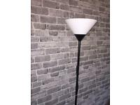 Black Floor lamp