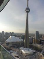 Brand New Ice condos- CN-TOWER VIEW- dont miss out