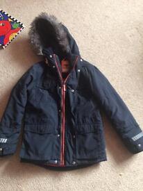 Next boys coat (11yrs)