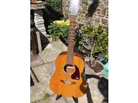 Vintage Gibson Epiphone PR650 12 String Acoustic Guitar