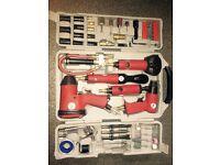 Am tech 77 piece air tool kit £120 ono