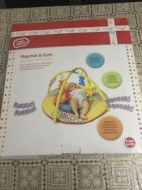 Brand new playmat