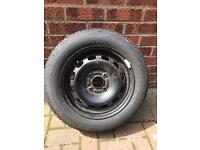Ford Ka/Fiesta wheel & tyre never used