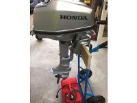 5HP HONDA OUTBOARD ENGINE 4 STROKE ,