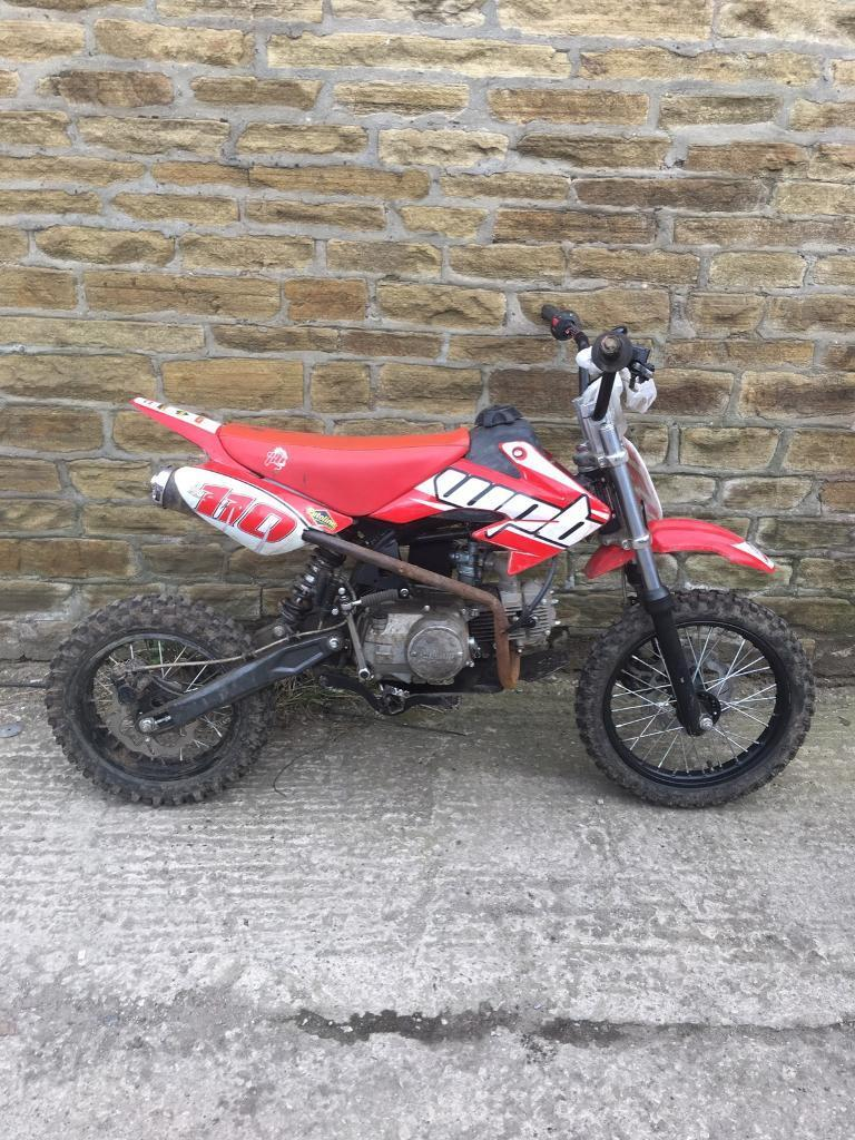 8 PITBIKES BREAKING FOR SPARES