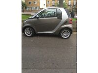 Smart fortwo 0.8 l automatic £3500